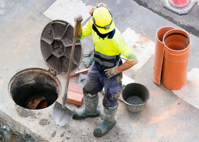 Sewerage Cleaning